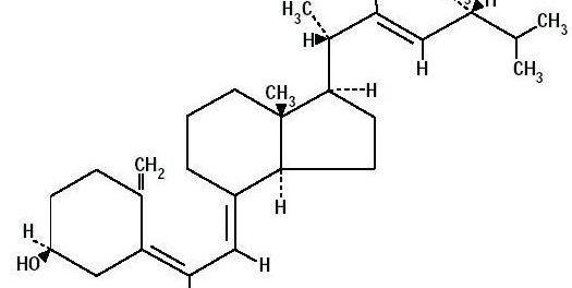 Vitamin D Molekül