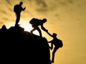 Bergsteigerteam