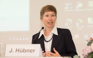 Dr. Jutta Hübner von der Deutschen Krebsgesellschaft