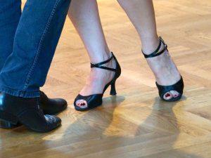 Tanzschritt