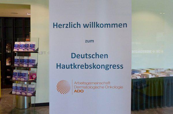 Bericht vom Deutschen Hautkrebskongress in Ludwigshafen
