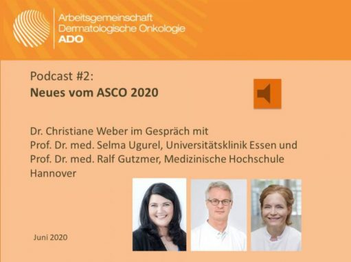 ADO-Podcast: Neues vom ASCO 2020