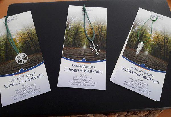 Greifswald: Gründung einer Selbsthilfegruppe zu schwarzem Hautkrebs
