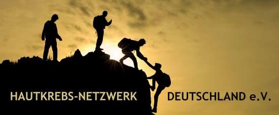 Symbolbild des Hautkrebs-Netzwerks Deutschland