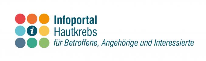 Logo Infoportal Hautkrebs