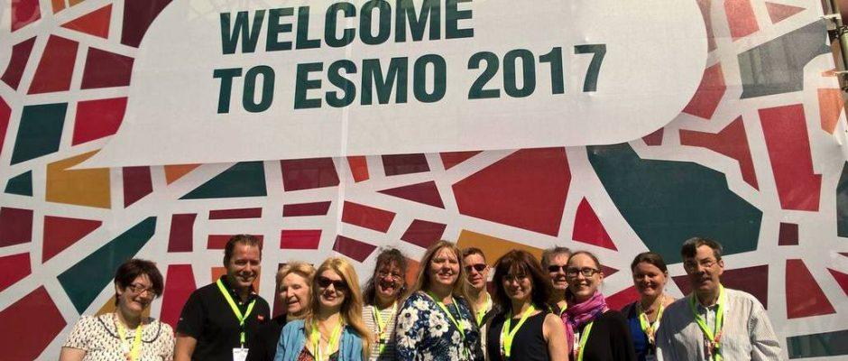 MPNE-Patientenvertreter beim ESMO