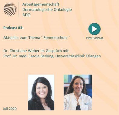 ADO-Podcast Sonnenschutz