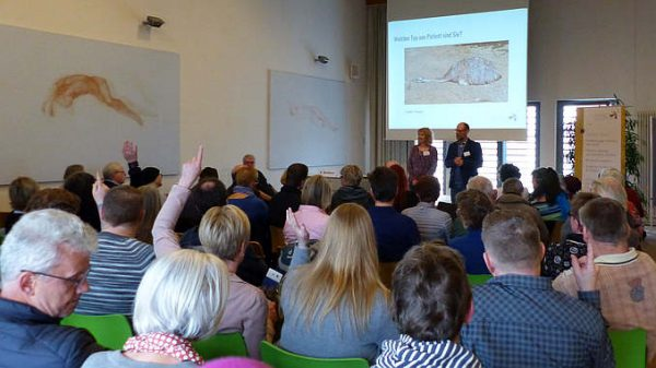 Von Mitbetroffenen und Experten lernen: Der 4. Hautkrebs-Patiententag in Münster