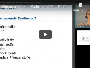 Youtubekanal Hautkrebs-Netzwerk Deutschland