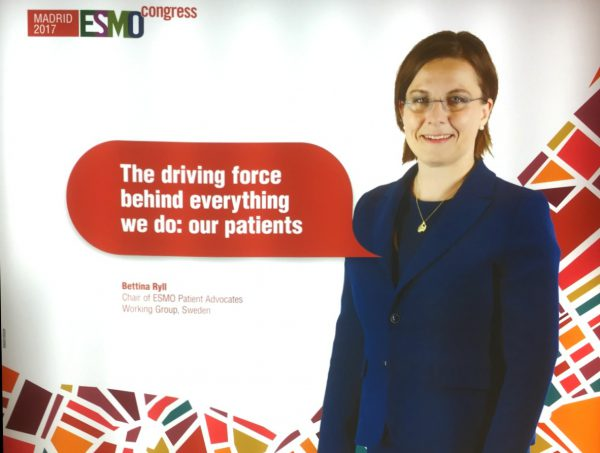 MPNE-Gründerin Bettina Ryll