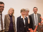 Referenten und Organisatoren des 1. Deutschen Hautkrebs-Patiententags